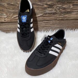 New Adidas Sambarose Sneakers